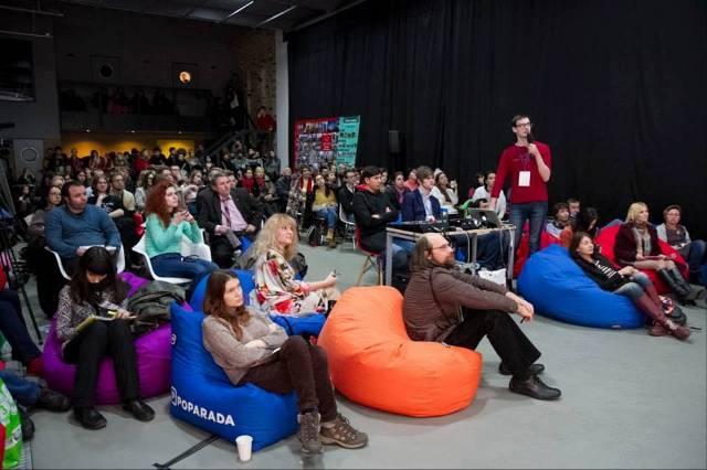 Загальна фотографія учасників фестивалю UrbanFest