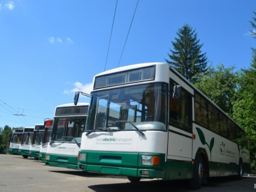 Луцьке підприємство електротранспорту