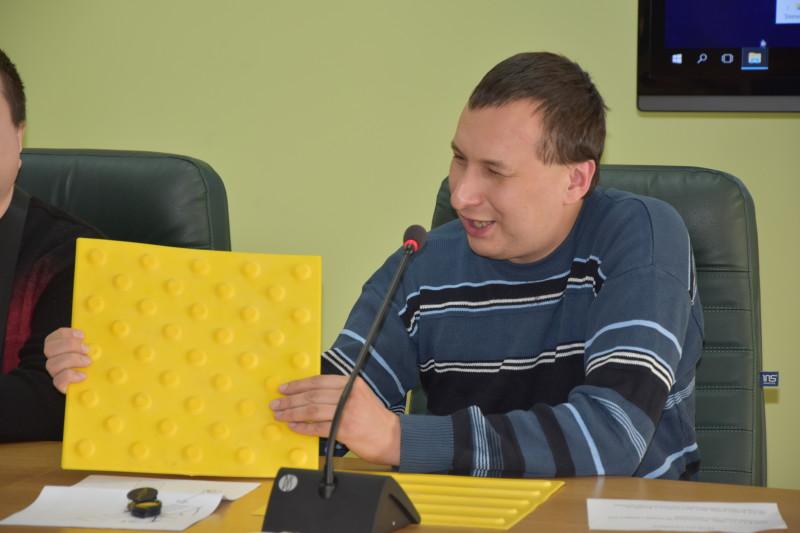 Петро Поліщук в Луцькій міській раді